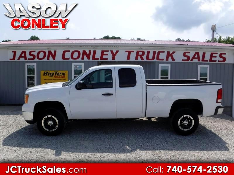 2008 GMC Sierra 2500HD 2WD Ext Cab 143.5
