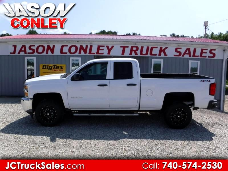 "Chevrolet Silverado 2500HD Built After Aug 14 4WD Double Cab 144.2"" Work Truck 2015"