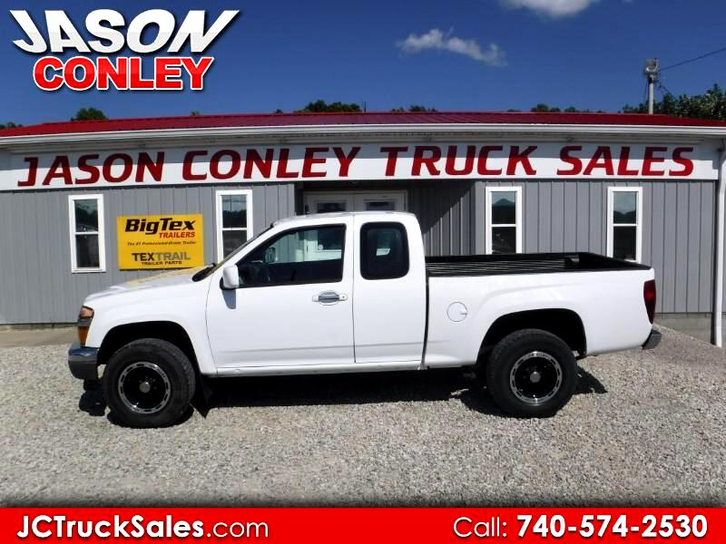 GMC Canyon 4WD Ext Cab Work Truck 2012