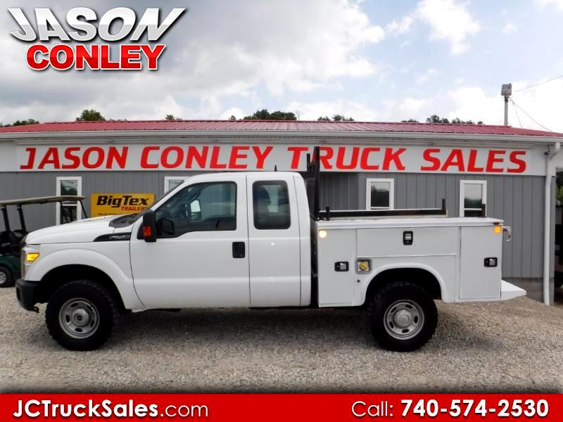 "2014 Ford Super Duty F-250 SRW 4WD SuperCab 142"" XL"