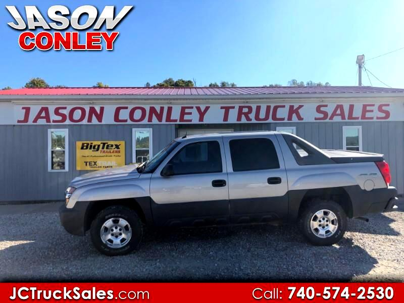 "Chevrolet Avalanche 1500 5dr Crew Cab 130"" WB 4WD LS 2005"