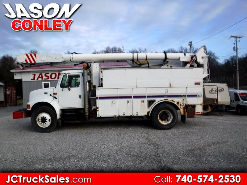 International 4000 Base 2002