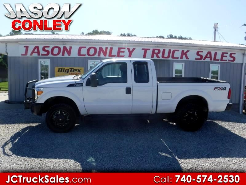 "Ford Super Duty F-250 SRW 4WD SuperCab 158"" XLT 2013"
