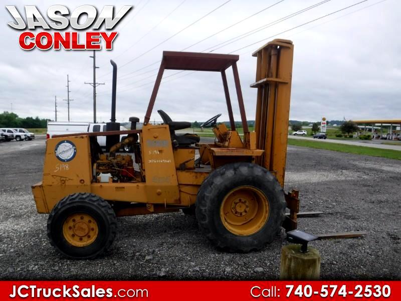 Case 586E Forklift  1994