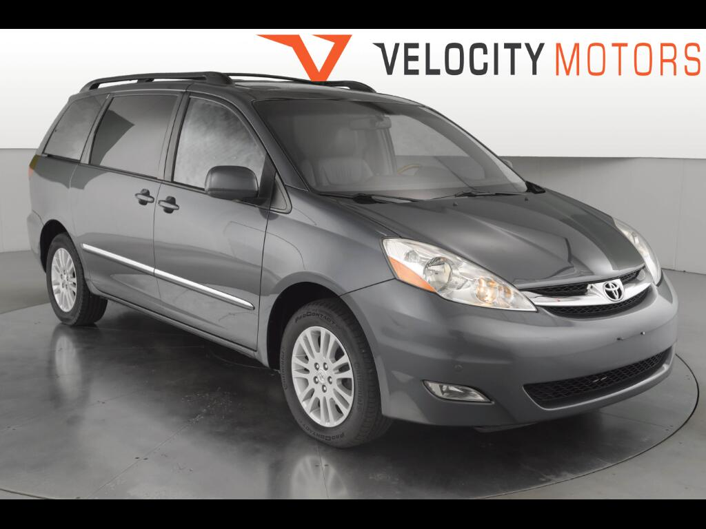 2010 Toyota Sienna 5dr 7-Pass Van XLE Ltd AWD (Natl)
