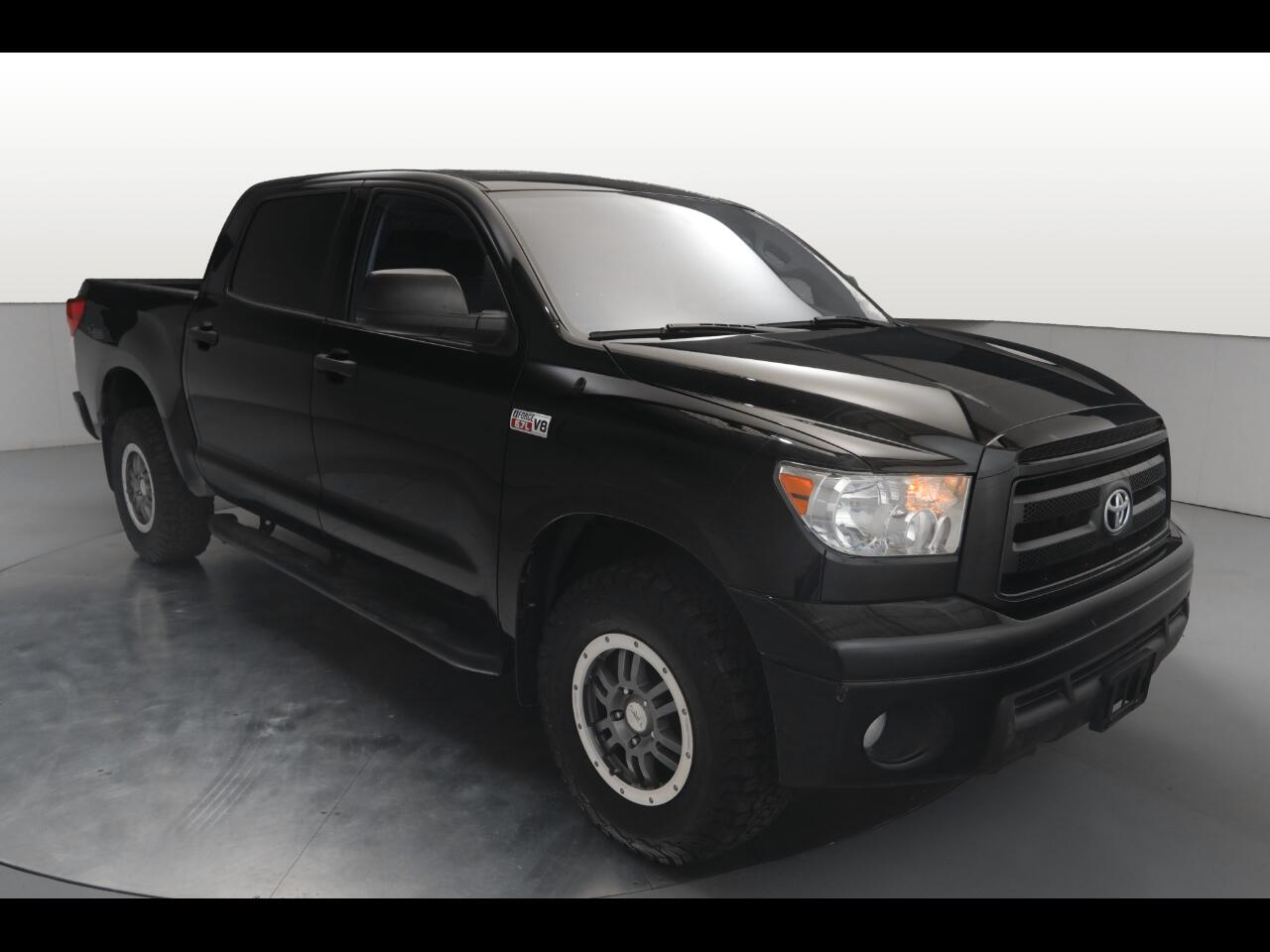 2013 Toyota Tundra Tundra-Grade CrewMax 5.7L 4WD