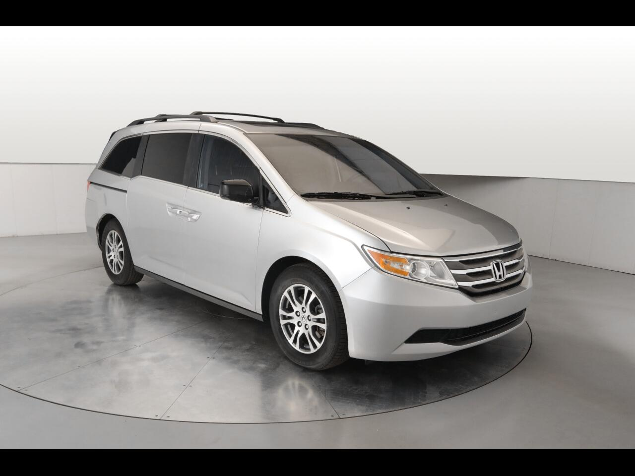 Honda Odyssey 5dr EX-L RES w/DVD/Leather 2011