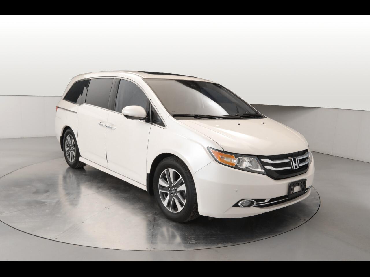 Honda Odyssey 5dr Touring Elite 2015