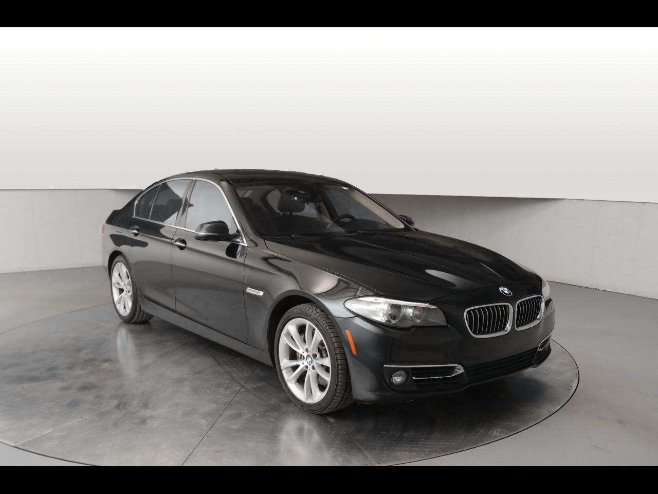 BMW 5-Series 535i xDrive 2014