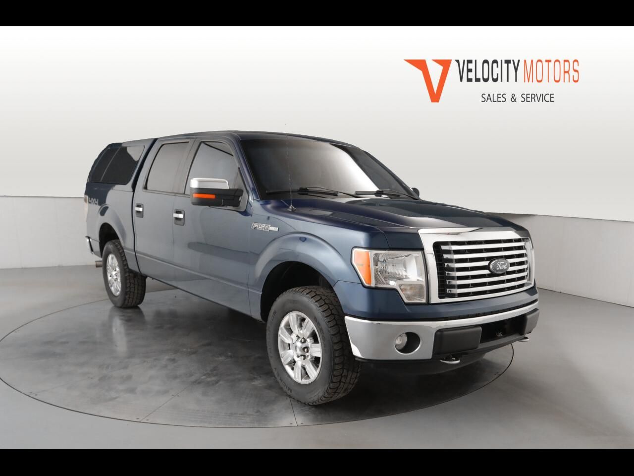 Ford F-150 XLT 4WD SuperCrew 5.5' Box 2012