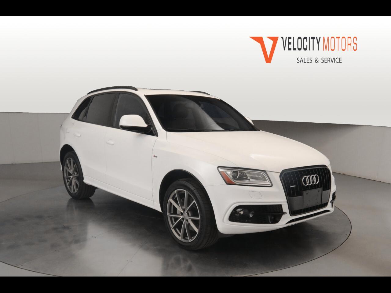 Audi Q5 3.0T Prestige quattro 2016
