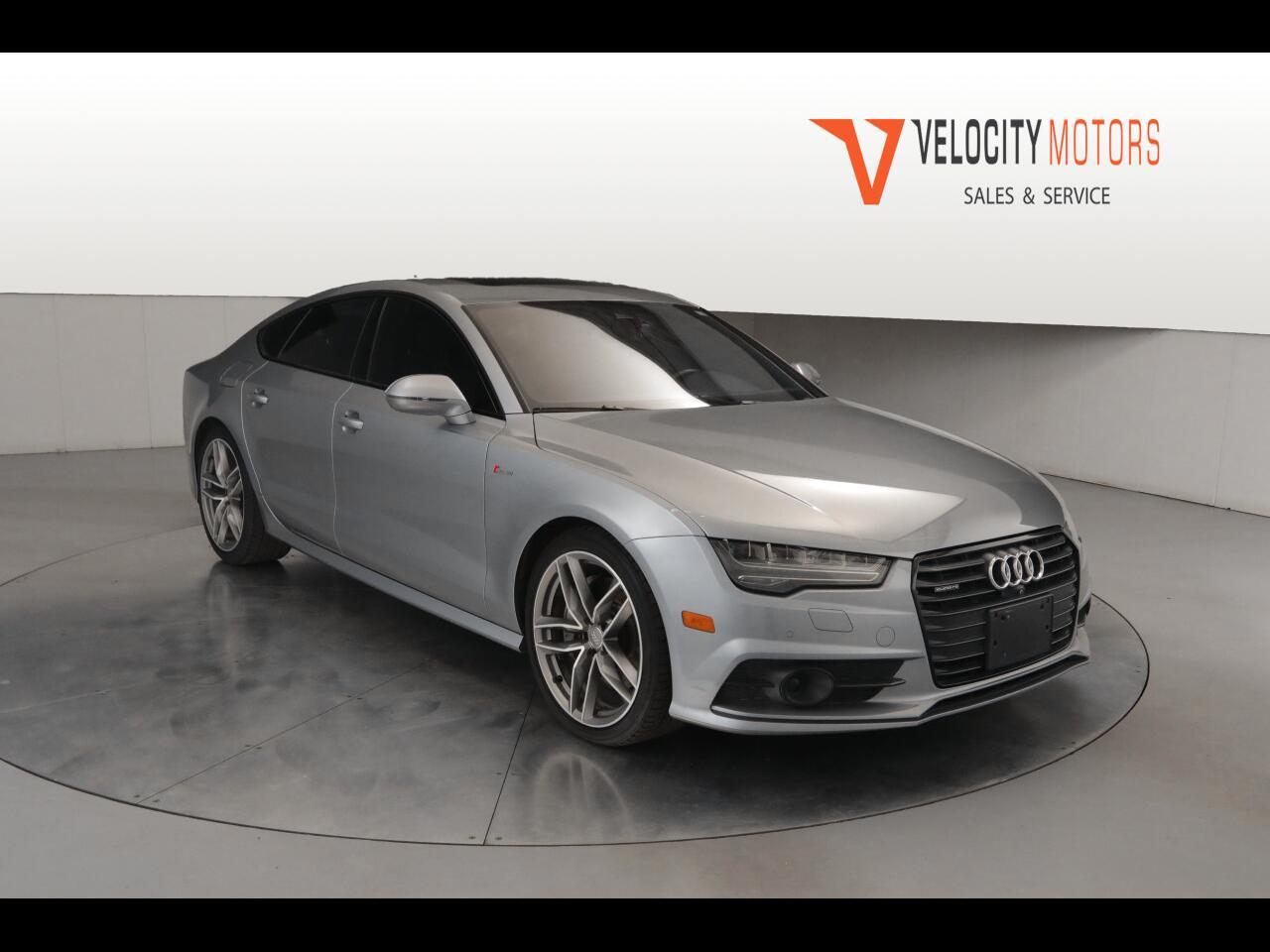 Audi A7 3.0 TFSI Premium Plus quattro 2016