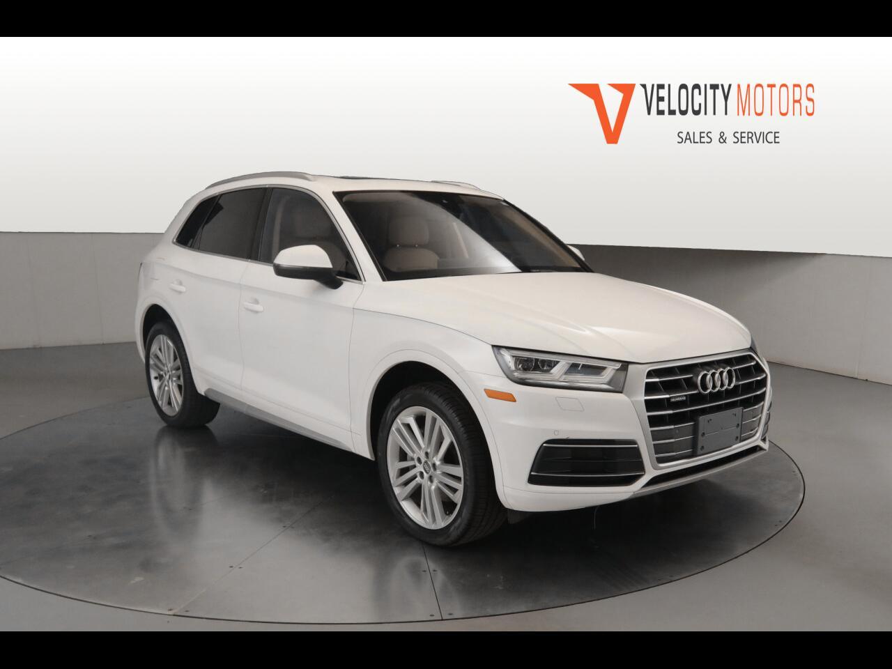 Audi Q5 2.0T Premium Plus quattro 2018