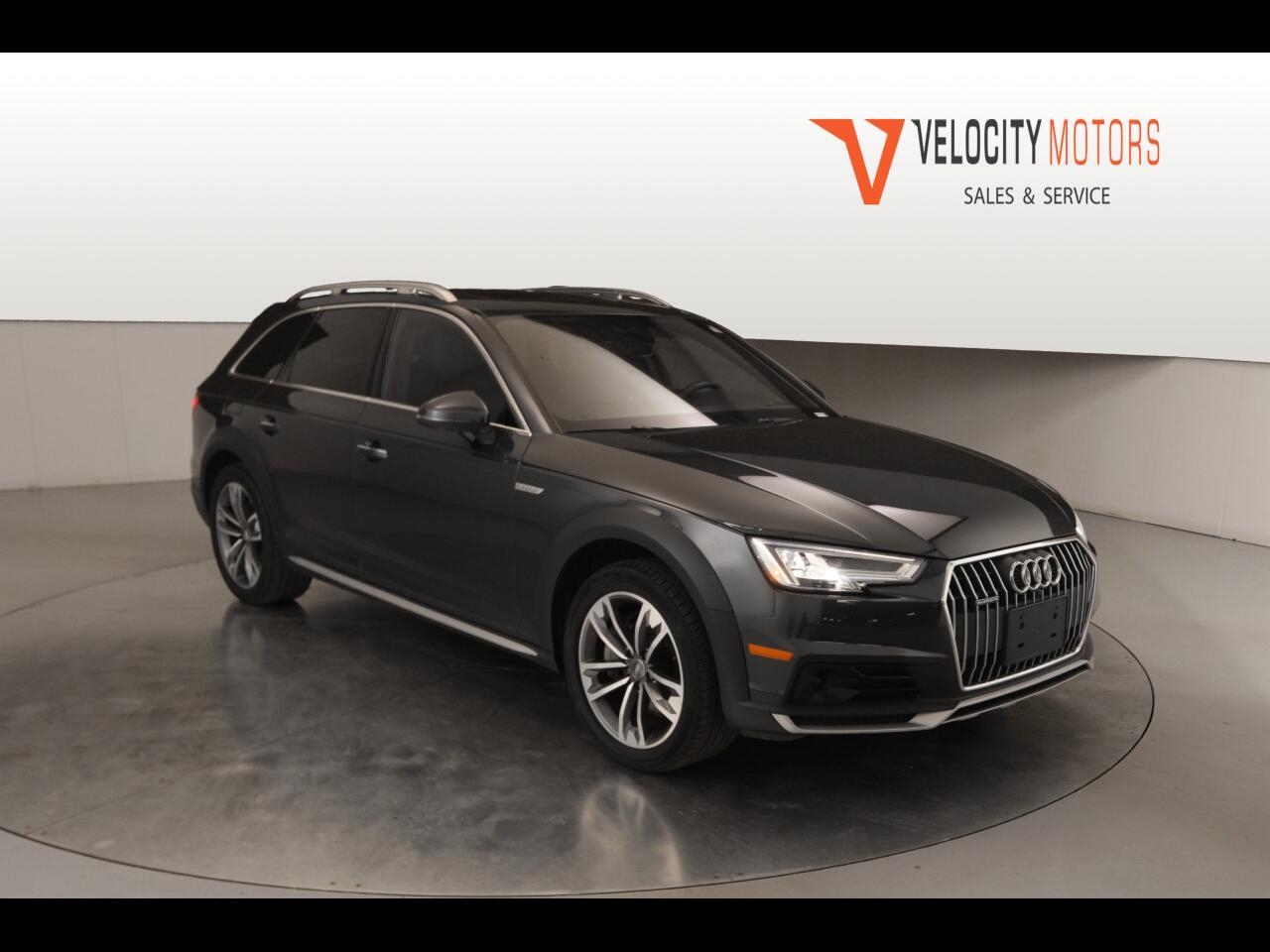 Audi allroad Prestige quattro 2017