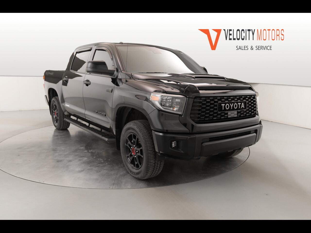 Toyota Tundra TRD Pro Crew Max 4WD 2019