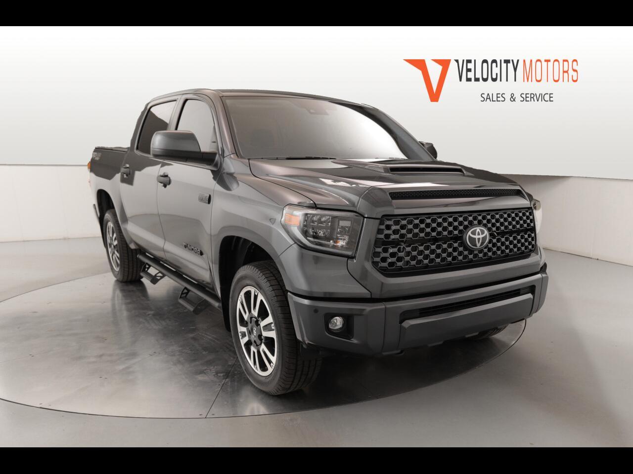 Toyota Tundra SR5 5.7L V8 CrewMax 4WD 2021