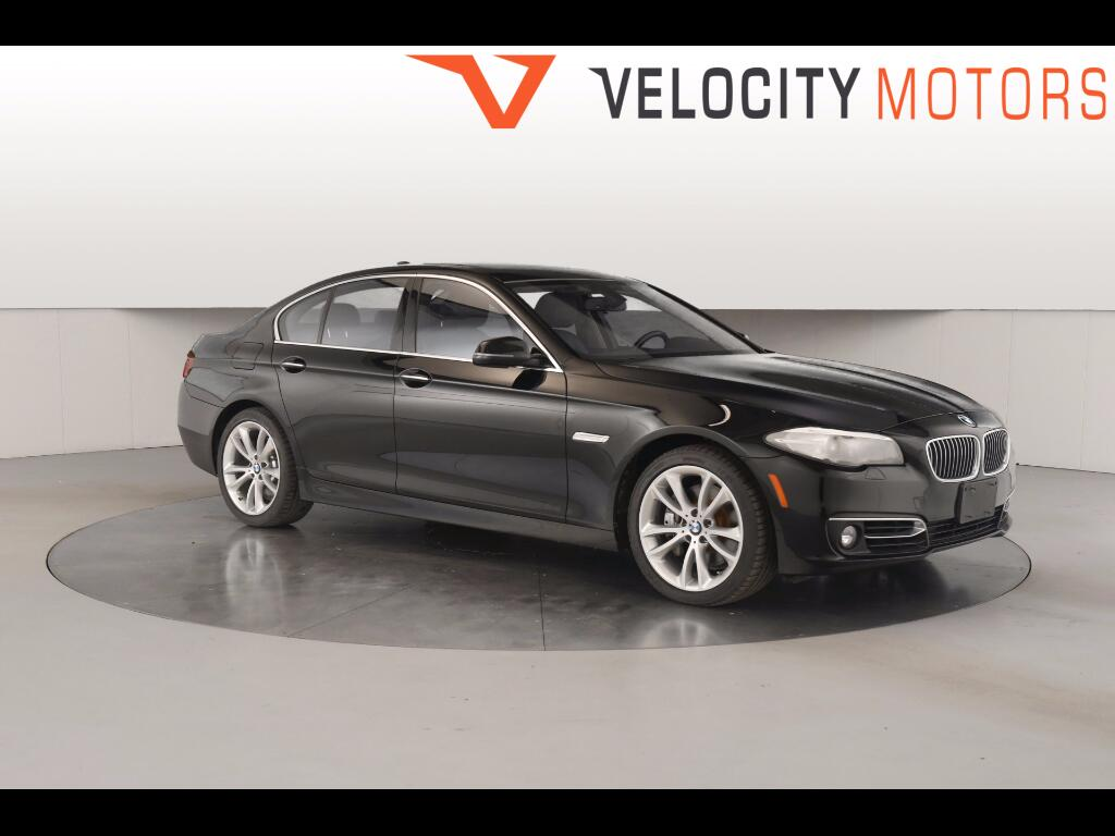2014 BMW 5-Series 535d xDrive