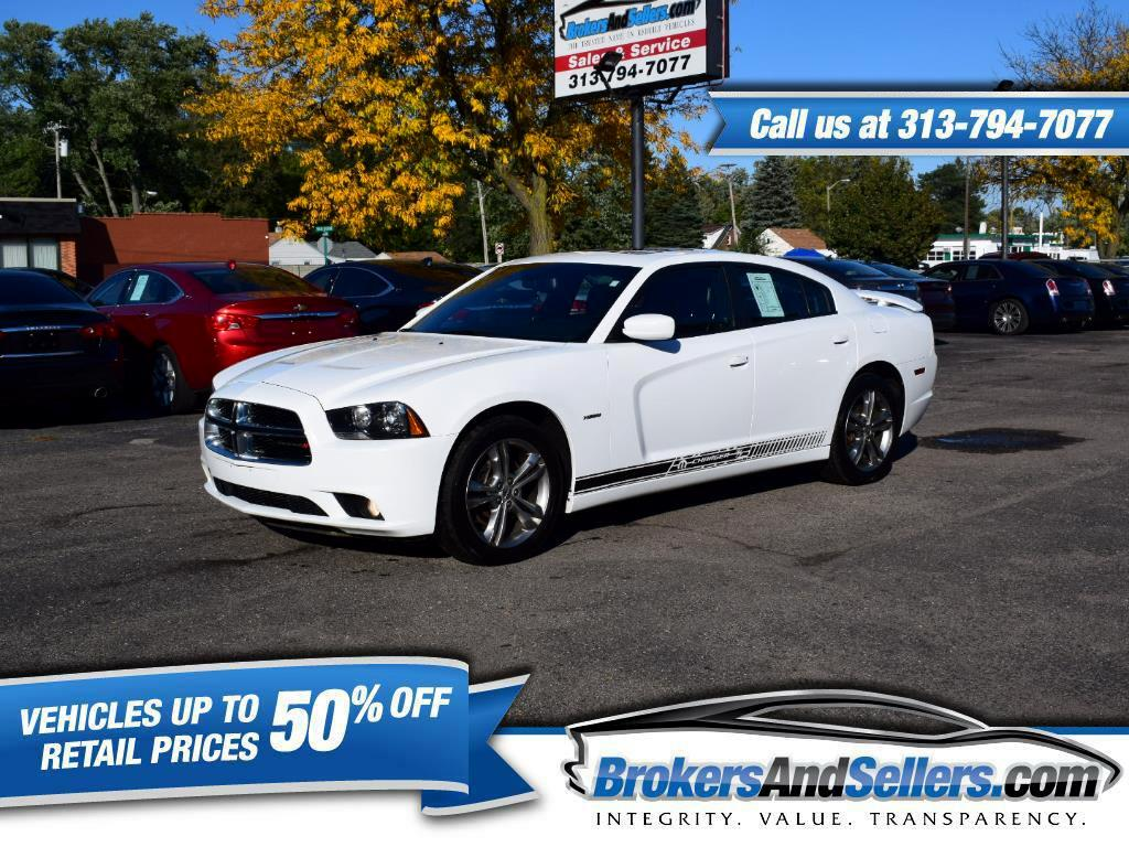 2013 Dodge Charger R/T AWD