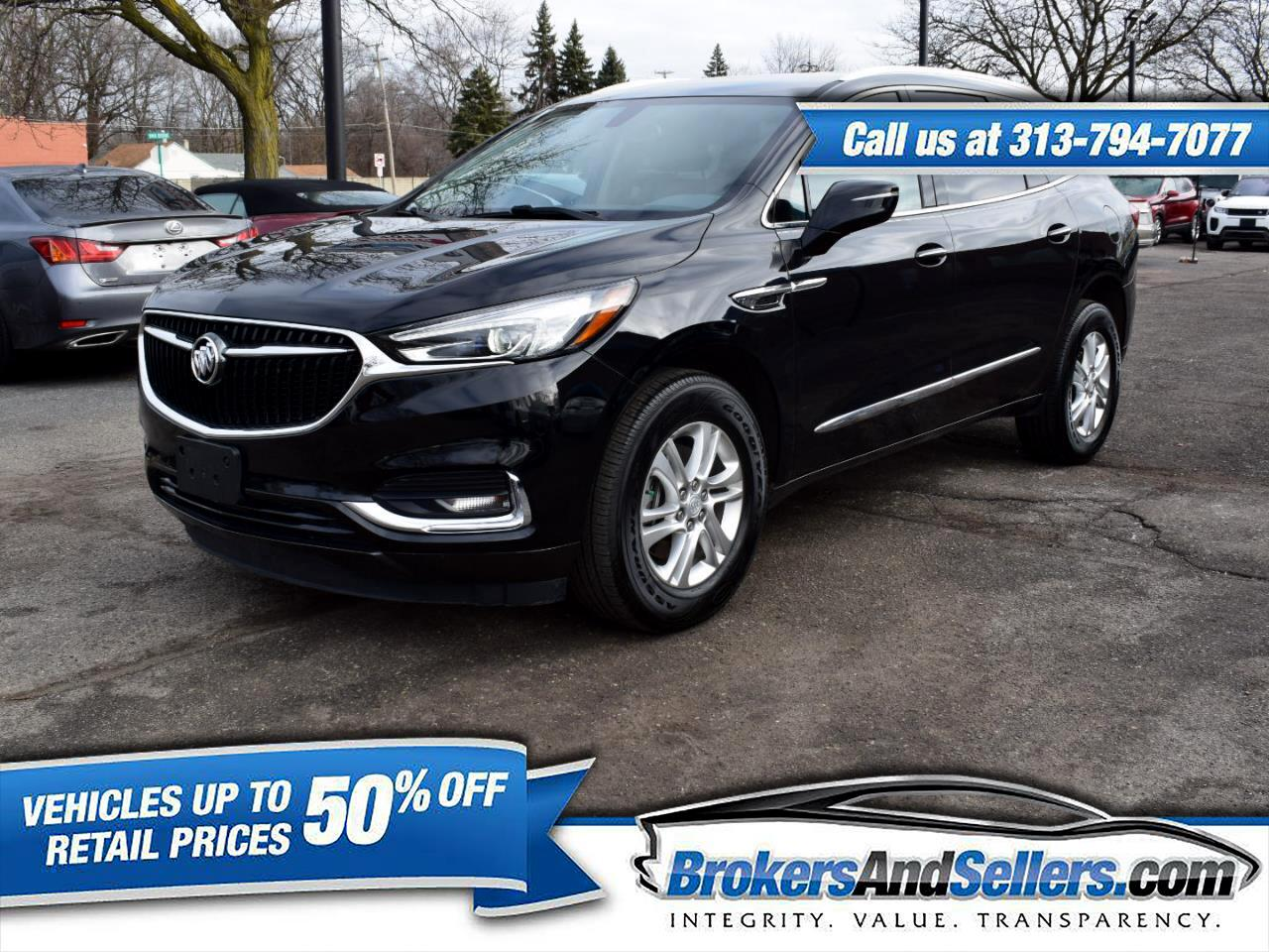 Buick Enclave Essence AWD 2018