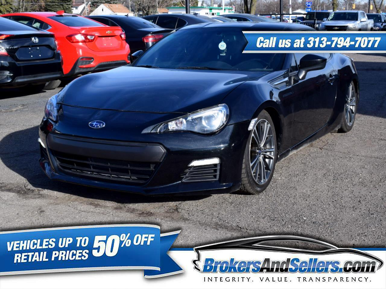 Subaru BRZ Premium 2014