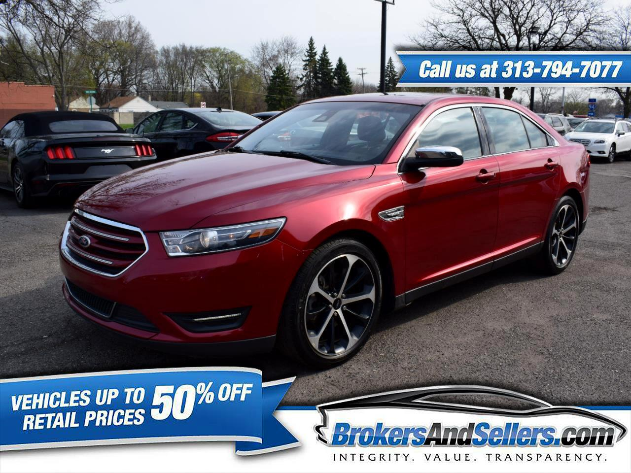 Ford Taurus Limited FWD 2016