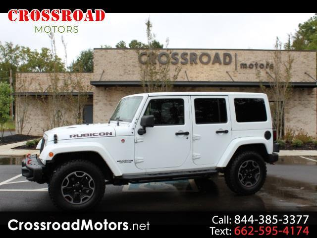 2016 Jeep Wrangler HARD ROCK RUBICON