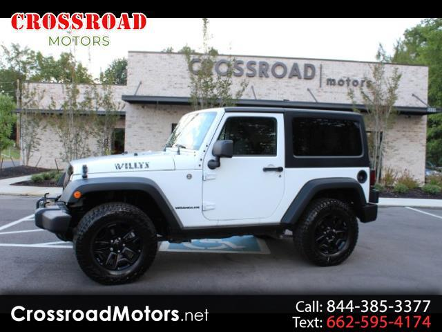 2014 Jeep Wrangler WILLY'S EDITION SPORT