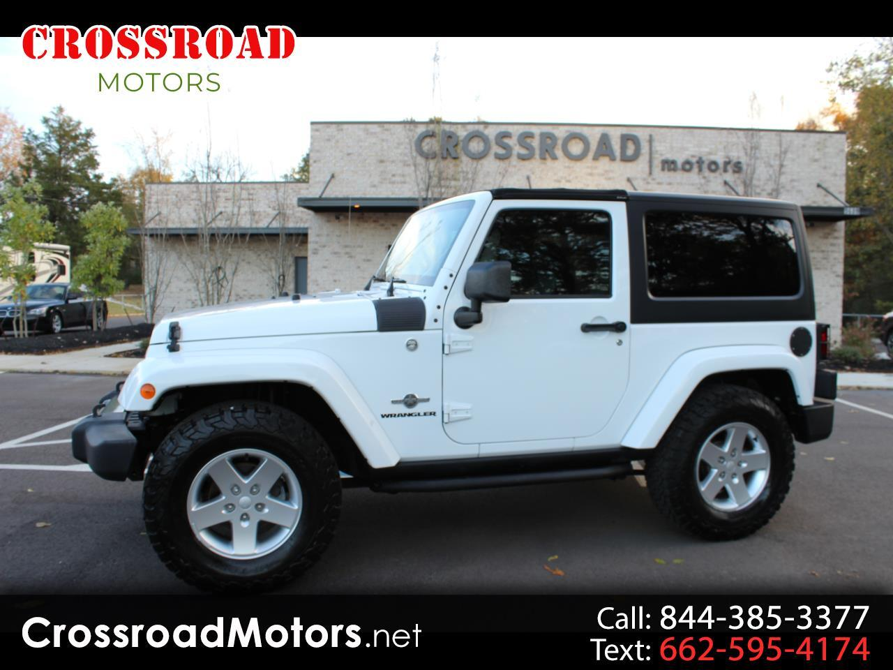 2014 Jeep Wrangler 4WD 2dr Freedom Edition *Ltd Avail*