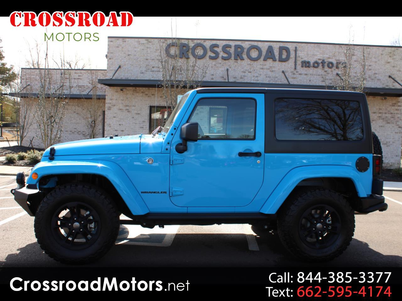 2017 Jeep Wrangler Winter 4x4 *Ltd Avail*