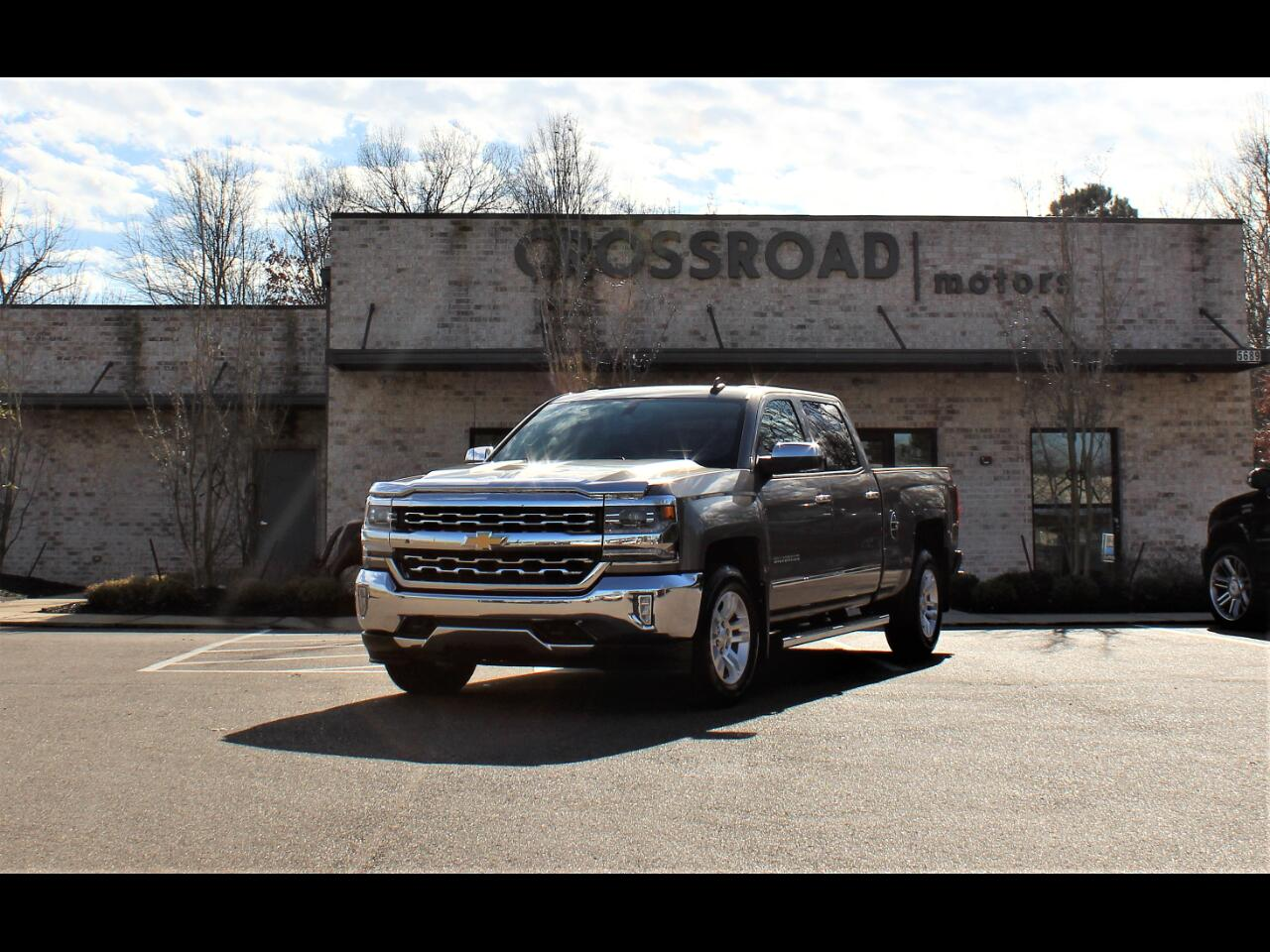 "Chevrolet Silverado 1500 4WD Crew Cab 143.5"" LTZ w/1LZ 2017"