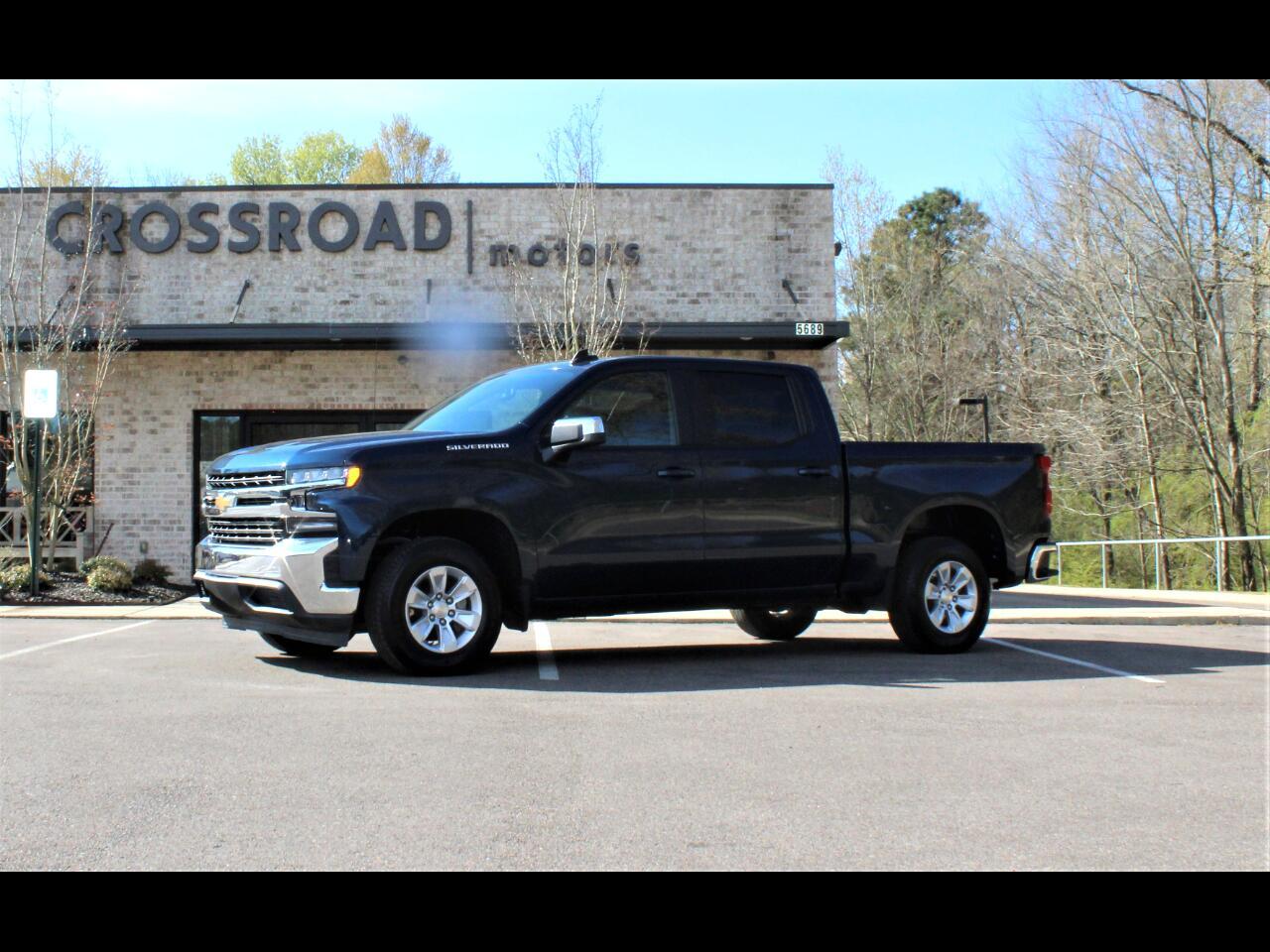 """Chevrolet Silverado 1500 2WD Crew Cab 147"""" LT 2020"""