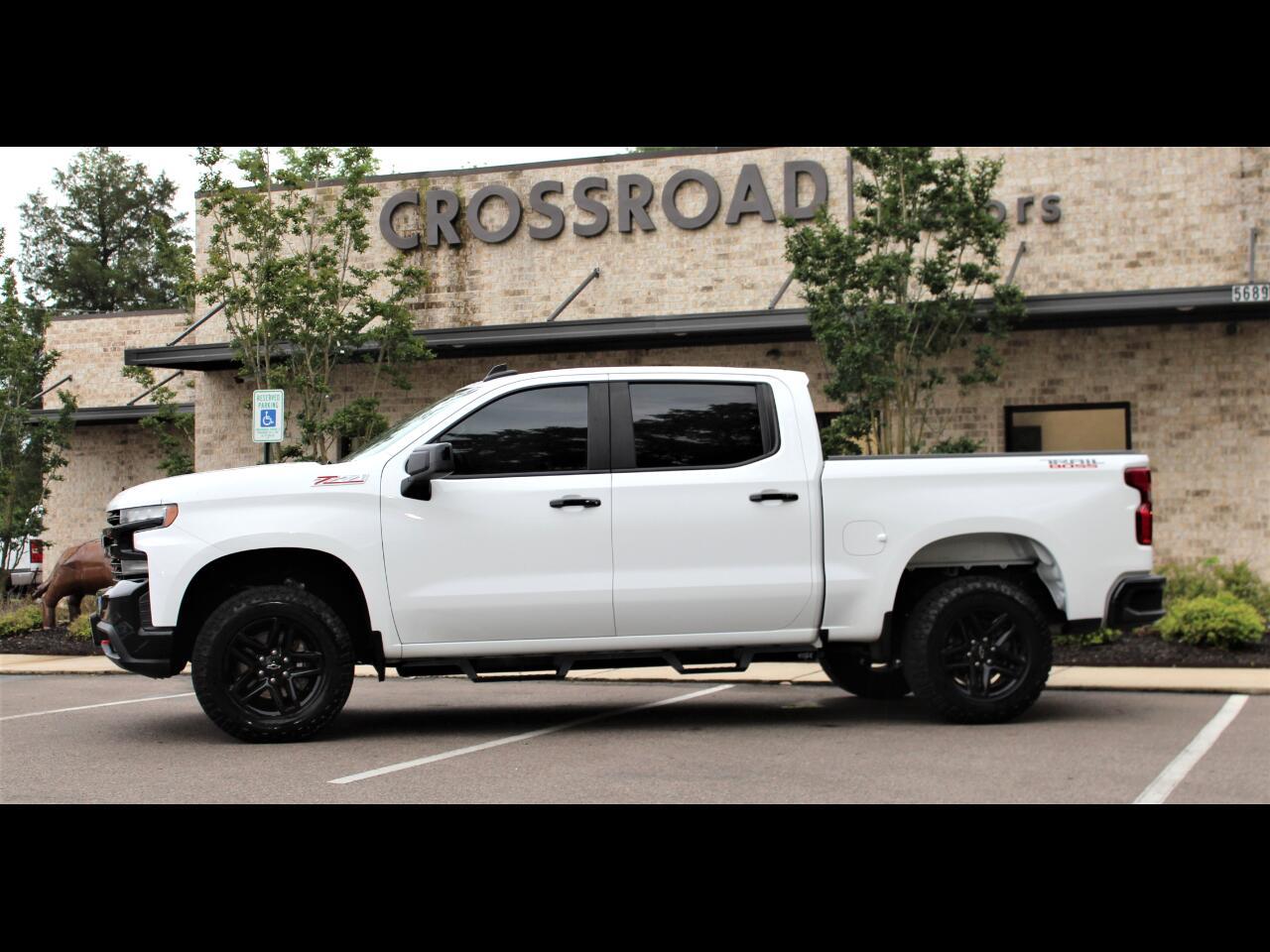 "Chevrolet Silverado 1500 4WD Crew Cab 147"" LT Trail Boss 2020"