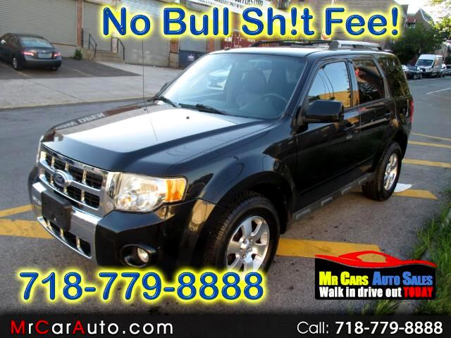 2011 Ford Escape Limited 4WD