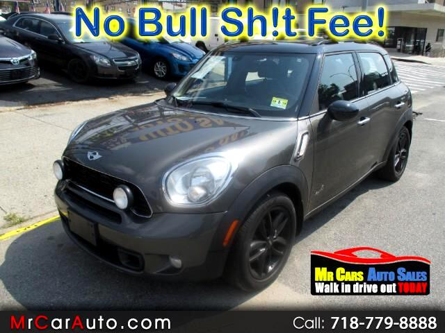 2011 MINI Countryman S ALL4