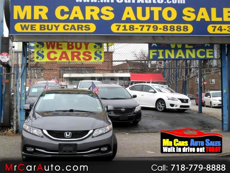 2013 Honda Civic HF Sedan 5-Speed AT