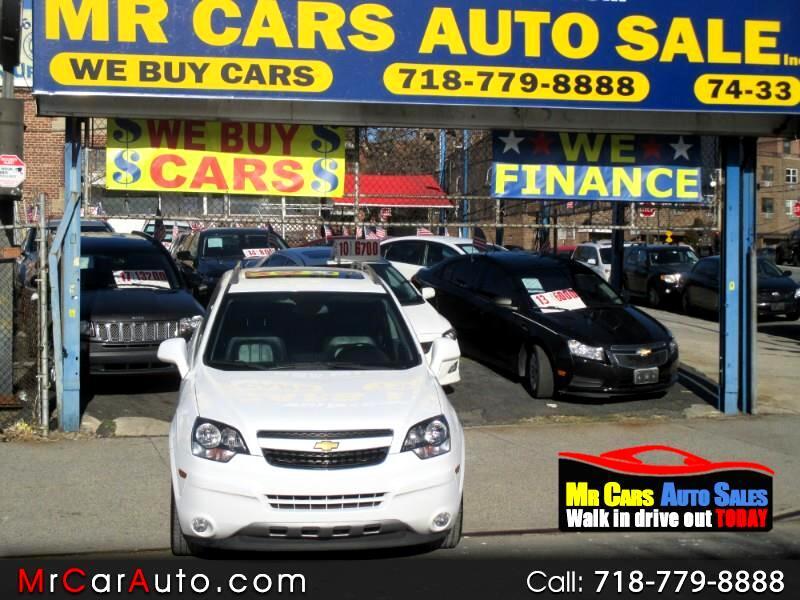 2015 Chevrolet Captiva Sport 1LT