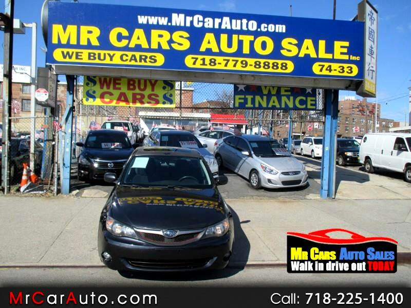 2009 Subaru Impreza 2.5i Premium 4-Door