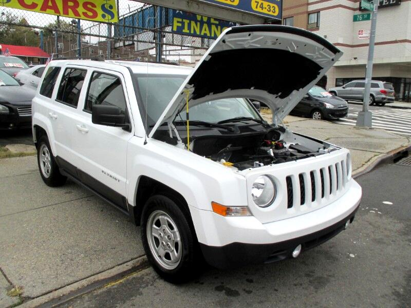 2017 Jeep Patriot Sport