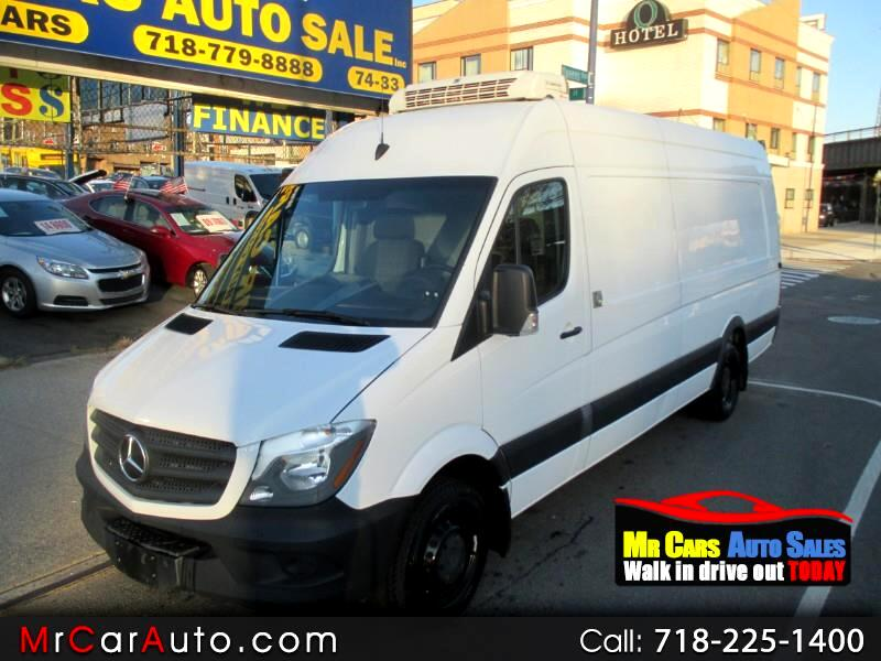 2017 Mercedes-Benz Sprinter 3500 High Roof 170-in. WB EXT