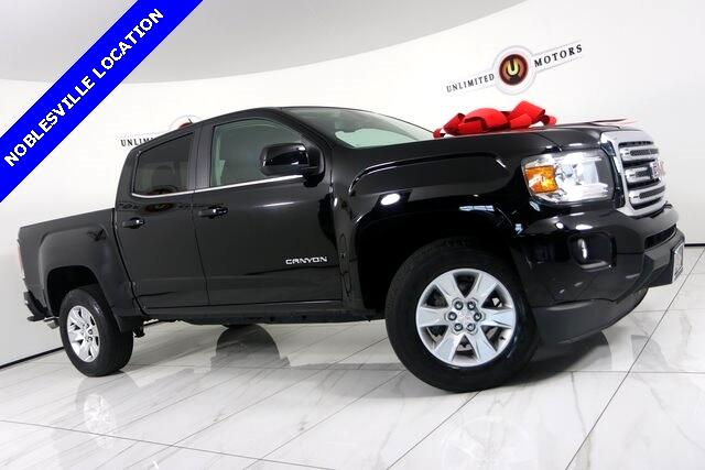 2015 GMC Canyon SLE Crew Cab 2WD Long Box
