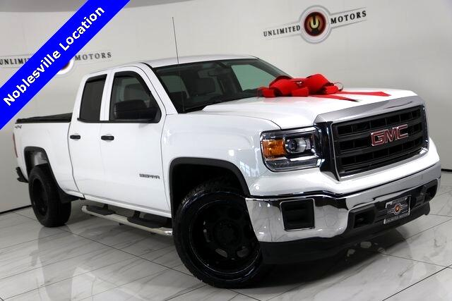2014 GMC Sierra 1500 Base Double Cab 4WD