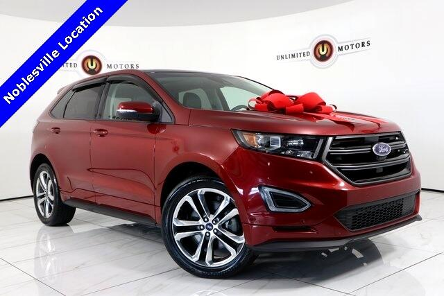 Ford Edge Sport AWD 2017