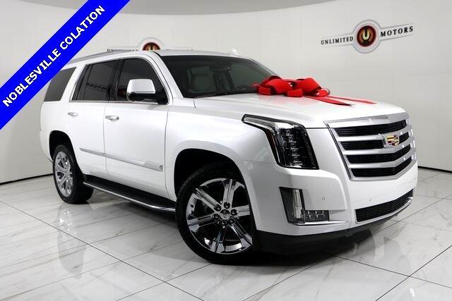 Cadillac Escalade Luxury 4WD 2016
