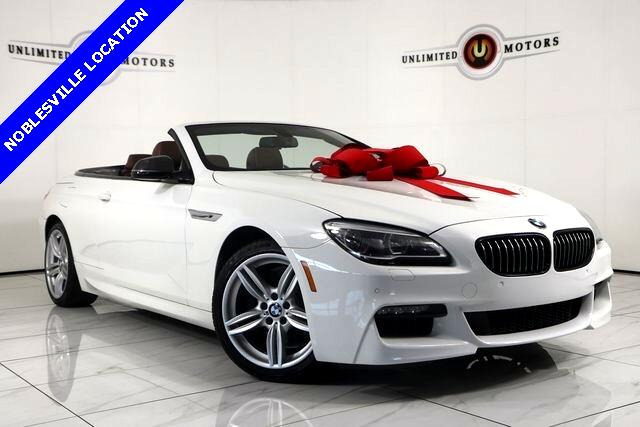 BMW 6-Series 640i xDrive Convertible 2016