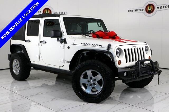 Jeep Wrangler Unlimited Rubicon 4WD 2010