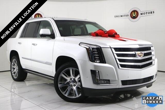 Cadillac Escalade Premium 4WD 2017