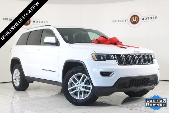 Jeep Grand Cherokee Laredo 4WD 2018