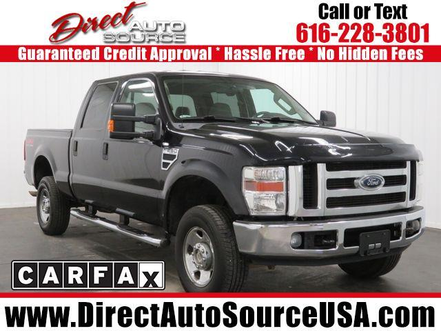 2008 Ford Super Duty F-250 SRW 4WD Crew Cab 156