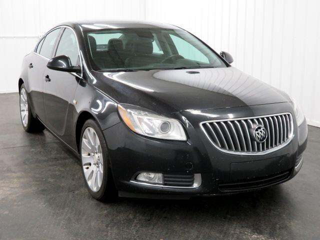 2011 Buick Regal 4dr Sdn CXL Turbo TO6 (Russelsheim) *Ltd Avail*