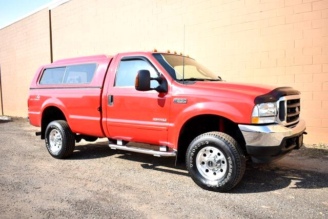 2003 Ford Super Duty F-350 SRW 4WD Reg Cab 141